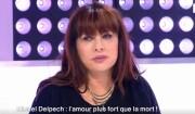 Geneviève Delpech sur le plateau de C'est au programme le 6 février 2017