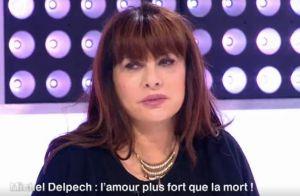 Geneviève Delpech tacle les médecins de Michel :