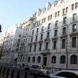 Exclusif - Le quartier de de Whitehall, où vit Isabella Cruise, et où se trouve l'église de scientologie de Londres.