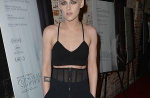 Kristen Stewart transformée : Crâne presque rasé et blond platine