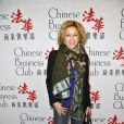 Corinne Touzet- Le Chinese Business Club célèbre la journée des droits de la femme lors d'un déjeuner chez Potel & Chabot à Paris le 8 mars 2017. © Guirec Coadic / Bestimage