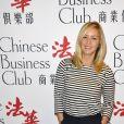 Enora Malagré- Le Chinese Business Club célèbre la journée des droits de la femme lors d'un déjeuner chez Potel & Chabot à Paris le 8 mars 2017. © Guirec Coadic / Bestimage