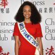 Alicia Aylies, miss France 2017- Le Chinese Business Club célèbre la journée des droits de la femme lors d'un déjeuner chez Potel & Chabot à Paris le 8 mars 2017. © Guirec Coadic / Bestimage