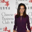 Laurence Roustandjee- Le Chinese Business Club célèbre la journée des droits de la femme lors d'un déjeuner chez Potel & Chabot à Paris le 8 mars 2017. © Guirec Coadic / Bestimage