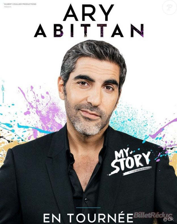 Le spectacle d'Ary Abittan, My Story