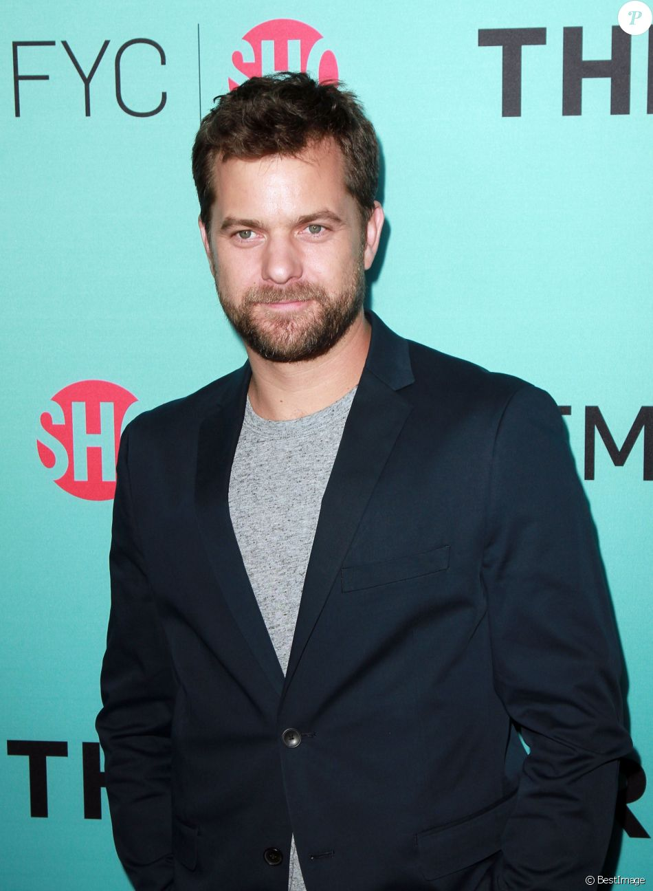 "Joshua Jackson - Projection de la série ""The Affair"" au théâtre Samuel Goldwyn à Los Angeles, Californie, Etats-Unis, le 10 janvier 2017."