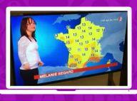 Mélanie Ségard, trisomique 21 : Les images des répétitions de sa météo...