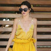 Kendall Jenner : Détroussée de 200 000 dollars de bijoux à son domicile !