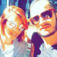 "Jonathan des ""Anges 9"" et sa femme Racha - Instagram, 2017"