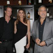 "George Clooney - Ses amis Cindy Crawford et son mari : ""Il sera un super papa"""