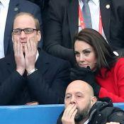 Kate Middleton et William à Paris : Tétanisés par le suspense...