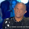 """Francky Vincent dans """"Salut les Terriens"""" le 18 mars 2017 sur C8."""