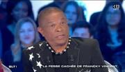 """Francky Vincent puceau à 19 ans, le 18 mars 2017 dans """"Salut les Terriens"""" (C8)."""