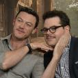 Interview de Josh Gad (Le Fou) et Luke Evans (Gaston) pour le film La Belle & la Bête, en salles le 22 mars 2017