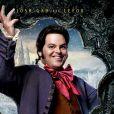 Affiche du film La Belle et la Bête avec Le Fou (Josh Gad)