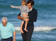 Roger Federer : Câlins à la plage avec ses enfants, avant un nouveau défi