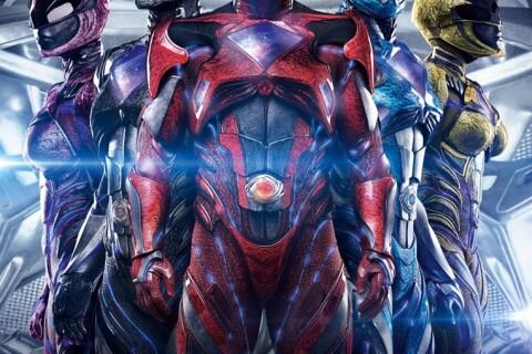Power Rangers : Un super-héros ouvertement gay, une première au cinéma !