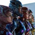 Les 5 Power Rangers