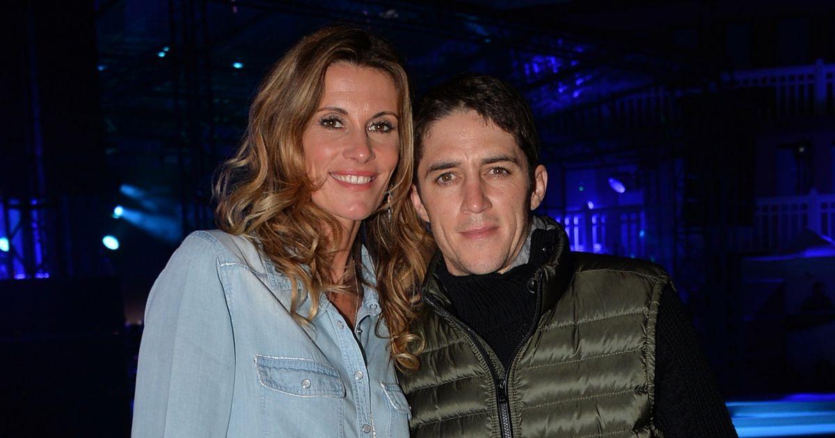 Sophie thalmann et son mari christophe soumillon la soir e samsung new edge night pour la - Sophie thalmann et son mari ...