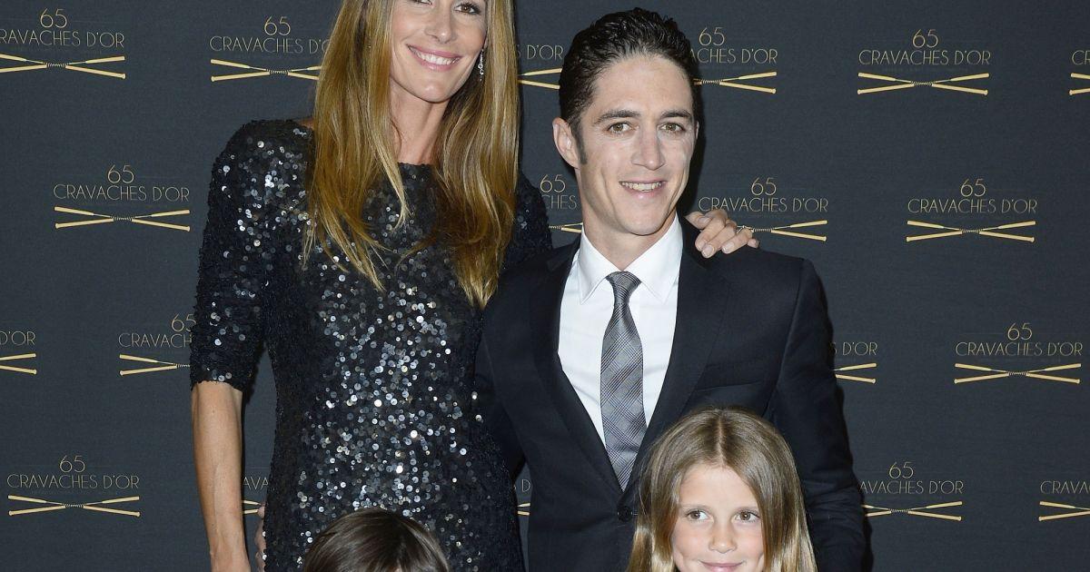 Sophie thalmann son mari christophe soumillon et leur enfants charlie et mika la 65 me - Sophie thalmann et son mari ...