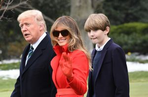 Donald et Melania Trump font chambres à part... Tensions au sommet ?