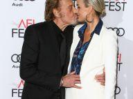 """Johnny Hallyday célèbre 21 ans de mariage avec Laeticia et """"le véritable amour"""""""
