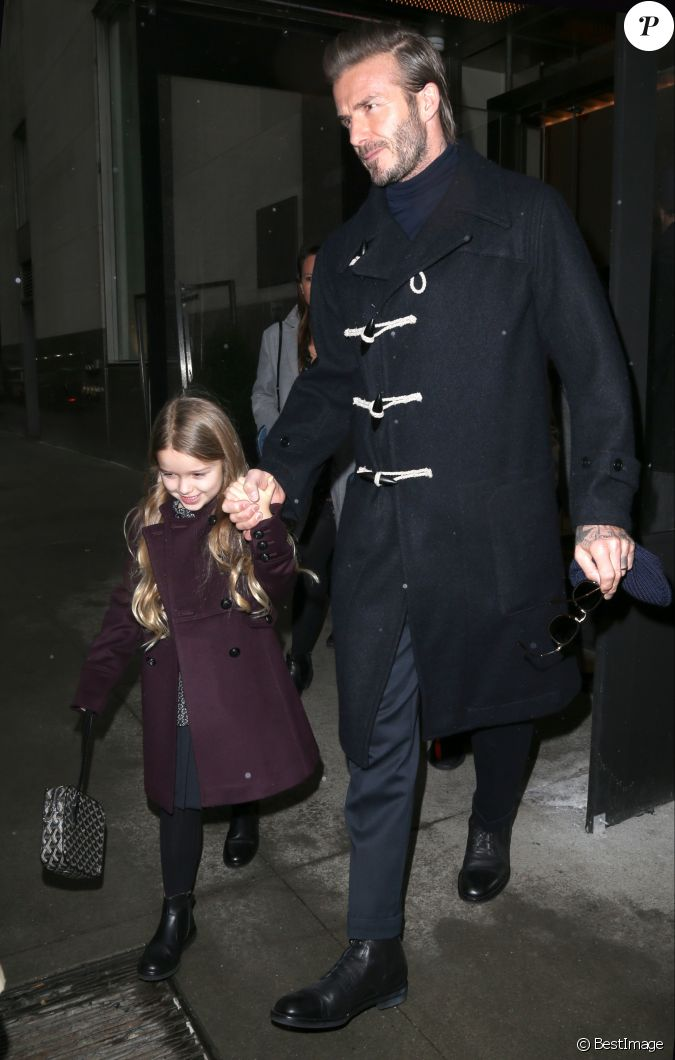Harper et David Beckha... 2017 David Beckham Divorce