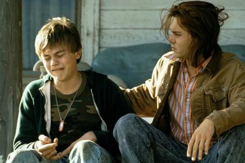 "Johnny Depp et Leonardo DiCaprio : Mort de leur mère obèse dans ""Gilbert Grape"""