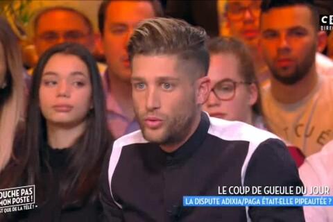 "TPMP - Paga (Les Marseillais), sa rupture avec Adixia ""bidon"" ? Il répond"