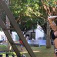 Shanna en bikini sur Instagram, 2017