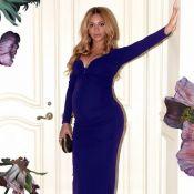 Beyoncé, enceinte : Lumineuse, Blue Ivy a hâte d'être grande soeur