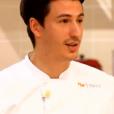 """Jérémie - """"Top Chef 2017"""" sur M6, le 5 avril 2017."""