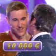"""Thimothée félicité par Jean-Luc Reichmann - """"Les 12 Coups de midi"""", mardi 28 mars 2017, TF1"""