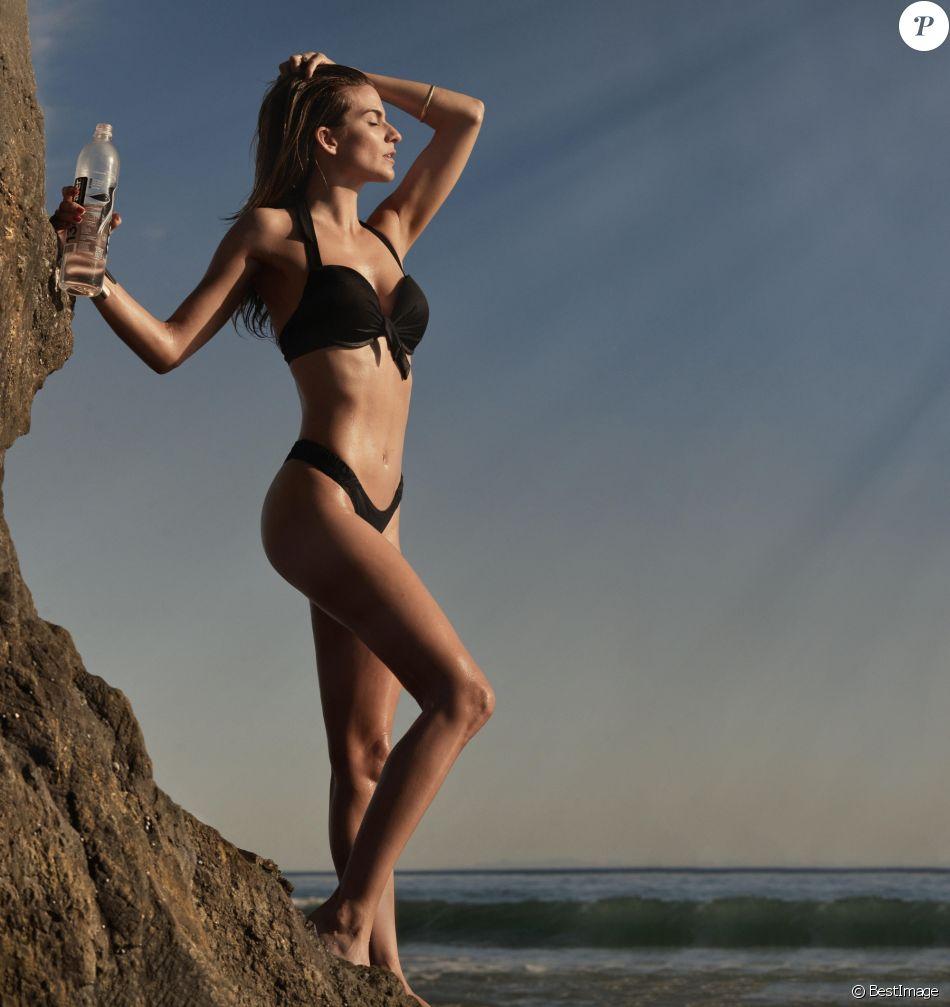 Exclusif - Rachel McCord pose pour 138 Water. Malibu, mars 2017.