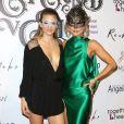 Les soeurs Rachel et AnnaLynne McCord à Los Angeles, le 10 décembre 2016.
