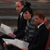 Kate, William et Harry unis : La famille royale face au drame de Londres