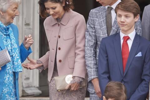 Prince Felix, 14 ans : La famille royale réunie pour sa confirmation, parfaite