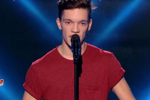 """The Voice 6 - Fabian, harcelé à l'école : """"Le travail finit par payer"""""""