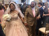Omarosa : La collaboratrice de Donald Trump se marie... à l'hôtel du président !