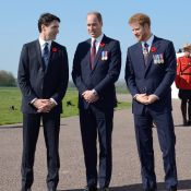 William et Harry : Duo royal et retrouvailles en France avec Justin Trudeau
