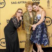 """Carrie Fisher : Sa fille Billie Lourd """"fait comme si de rien n'était et se bat"""""""
