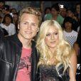 """Spencer Pratt et Heidi Montag à la première du film """"G.I. Joe : The Rise of The Cobra"""" à Los Angeles le 6 août 2009"""