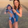 Geri Halliwell, maman et déjà mince : Première photo de son fils !
