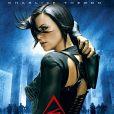"""Affiche du film de science-fiction """"AEon Flux"""" sorti en 2005"""