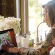 Le prince William et Lady Gaga ont eu une conversation via FaceTime diffusée le 18 avril 2017 dans le cadre de l'opération #oktosay pour la campagne Heads Together en faveur de la santé mentale.