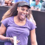 Serena Williams enceinte : Sa grossesse confirmée, un bébé pour l'automne