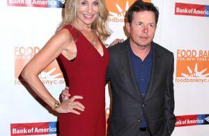 Michael J. Fox : Rare apparition de l'acteur engagé aux côtés de son épouse