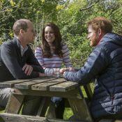 William et Harry évoquent ensemble la mort de Diana, Kate Middleton admirative...