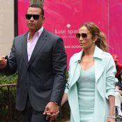 """Jennifer Lopez parle d'Alex Rodriguez: """"Je ne découche pas au premier rencard !"""""""