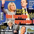 Magazine Ici Paris en kiosques le 26 avril 2017.
